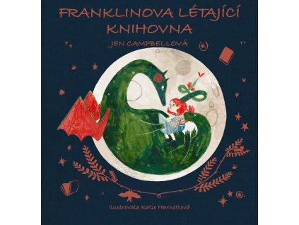FRANKLINOVA LÉTAJÍCÍ KNIHOVNA, JEN CAMPBELLOVÁ, zlatavelryba.cz (1)