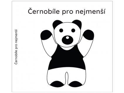 ČERNOBÍLE PRO NEJMENŠÍ, zlatavelryba.cz