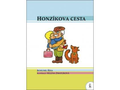 HONZÍKOVA CESTA, HELENA ZMATLÍKOVÁ, BOHUMIL ŘÍHA, zlatavelryba.cz