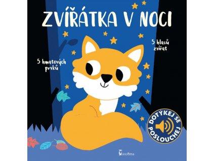 ZVÍŘÁTKA V NOCI, zlatavelryba.cz