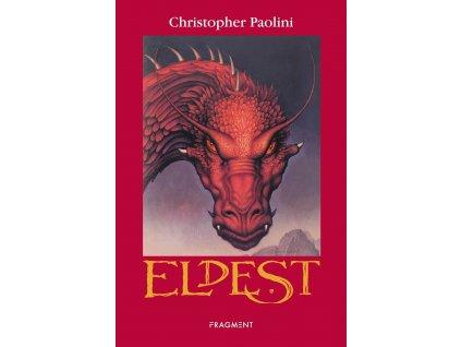 Eldest, Christopher Paolini, zlatavelryba.cz 1