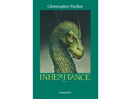 Inheritance, Christopher Paolini, zlatavelryba.cz 1