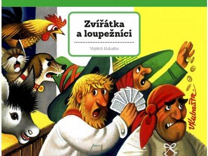 ZVÍŘÁTKA A LOUPEŽNÍCI, VOJTĚCH KUBAŠTA, zlatavelryba.cz (1)