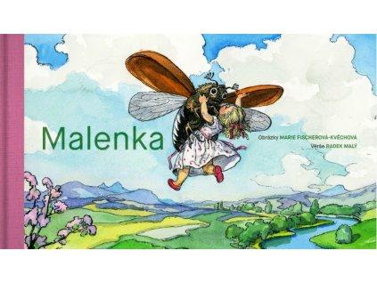 MALENKA, FISCHEROVÁ KVĚCHOVÁ MARIE, zlatavelryba.cz (1)