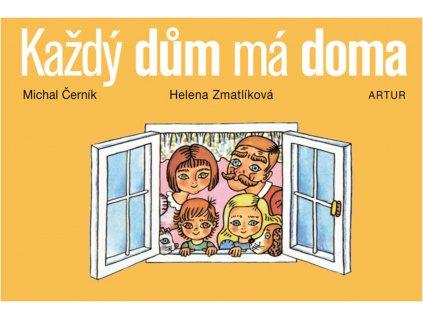 KAŽDÝ DŮM MÁ DOMA, MICHAL ČERNÍK, zlatavelryba.cz (1)