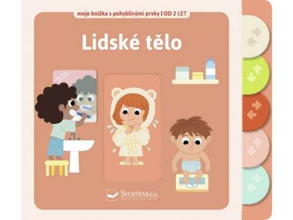 LIDSKÉ TĚLO MOJE KNÍŽKA S POHYBLIVÝMI PRVKY, FALORSI ILARIA, zlatavelryba.cz (1)