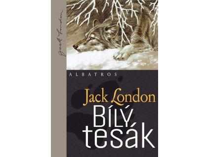 Bílý tesák, Jack London, zlatavelryba.cz, 1