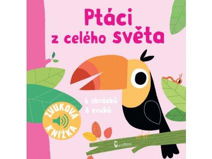 PTÁCI Z CELÉHO SVĚTA, MARION BILLET, zlatavelryba.cz