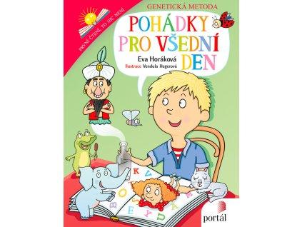 Pohádky pro všední den, Eva Horáková, zlatavelryba.cz 1