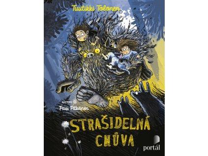 Strašidelná chůva, Tuutikki Tolonen, zlatavelryba.cz 1