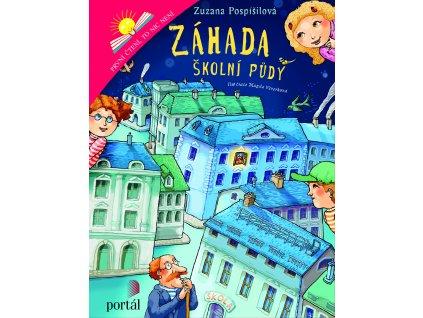 ZÁHADA ŠKOLNÍ PŮDY, POSPÍŠILOVÁ ZUZANA, zlatavelryba.cz (1)