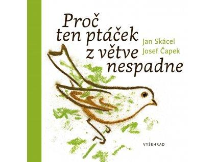 PROČ TEN PTÁČEK Z VĚTVE NESPADNE, JAN SKÁCEL, zlatavelryba.cz (1)
