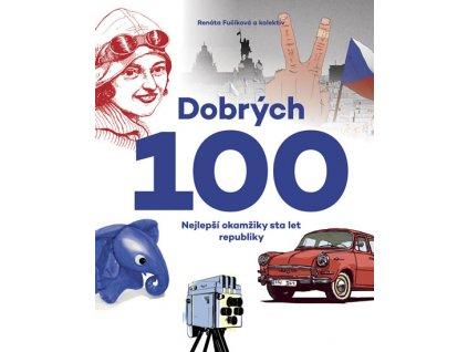 Dobrých 100, Renáta Fučíková, zlatavelryba.cz 1