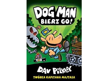 DOGMAN 2, DAV PILKEY, zlatavelryba.cz