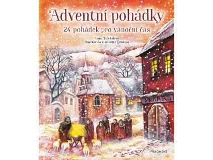 ADVENTNÍ POHÁDKY, DANA DOLEŽALOVÁ, zlatavelryba.cz (1)