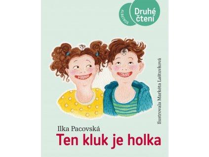 TEN KLUK JE HOLKA, ILKA PACOVSKÁ, zlatavelryba.cz (1)
