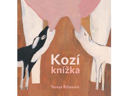 KOZÍ KNÍŽKA, TEREZA ŘÍČANOVÁ, zlatavelryba.cz