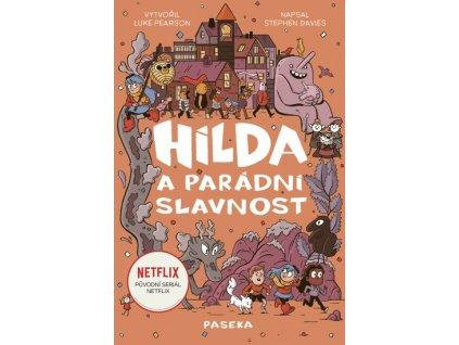 Hilda a parádní slavnost, Luke Pearson, zlatavelryba.cz, 1