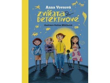 ZVÍŘATA A DETEKTIVOVÉ, ANNA VOVSOVÁ, zlatavelryba.cz (1)
