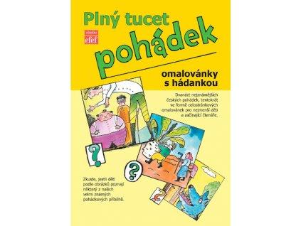 PLNÝ TUCET POHÁDEK, JIŘÍ FIXL, zlatavelryba.cz