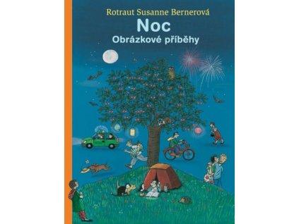 Noc, R. S. Bernerová, zlatavelryba.cz, 1