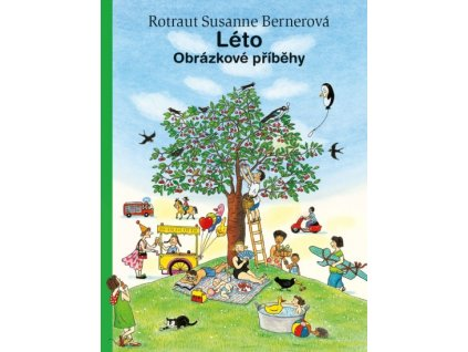 Léto, R. S. Bernerová, zlatavelryba.cz, 1