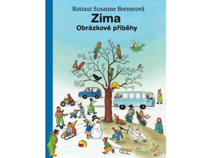 Zima, R. S. Bernerová, zlatavelryba.cz, 1