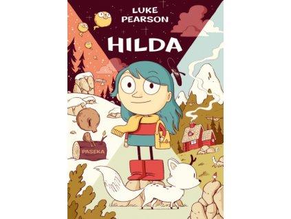 Hilda 1, Luke Pearson, zlatavelryba.cz, 1