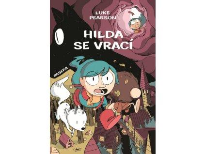 Hilda se vrací, Luke Pearson, zlatavelryba.cz