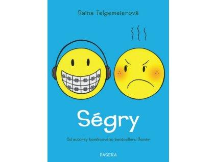 Ségry, Raina Telgemeierová, zlatavelryba.cz, 1