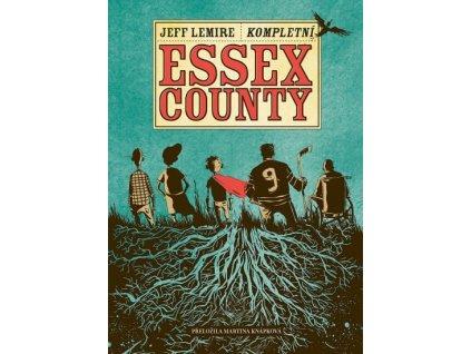 Essex County, Jeff Lemire, zlatavelryba.cz, 1