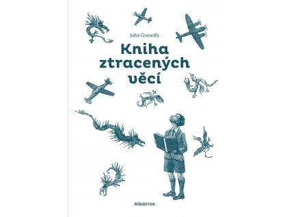 KNIHA ZTRACENÝCH VĚCÍ, JOHN CONNOLLY, zlatavelryba.cz (1)