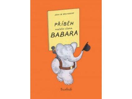 Příběh malého slona Babara, Jean de Brunhoff, zlatavelryba.cz, 1