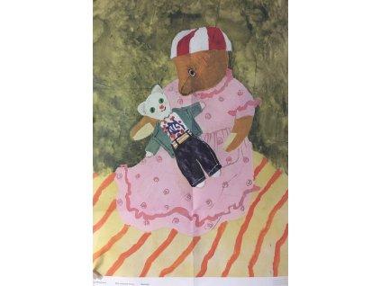 Plakát Můj medvěd Flóra