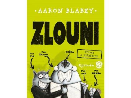 ZLOUNI 2, AARON BLABEY, zlatavelryba.cz (1)