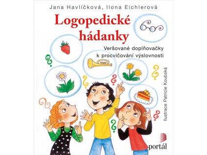 LOGOPEDICKÉ HÁDANKY, HAVLÍČKOVÁ, JANA; EICHLEROVÁ, ILONA, zlatavelryba.cz (1)