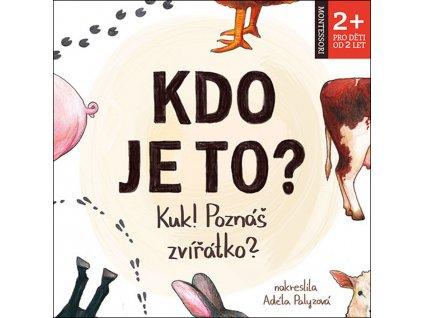 KDO JE TO? KUK! POZNÁŠ ZVÍŘÁTKO?, BOHDAN LUKÁŠ, zlatavelryba.cz (1)