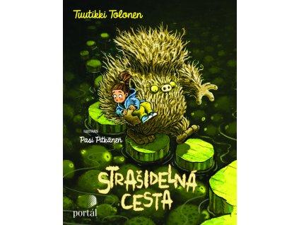 STRAŠIDELNÁ CESTA, TOLONEN TUUTIKKI, zlatavelryba.cz (1)