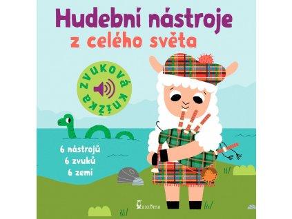 HUDEBNÍ NÁSTROJE Z CELÉHO SVĚTA, MARION BILLET, zlatavelryba.cz