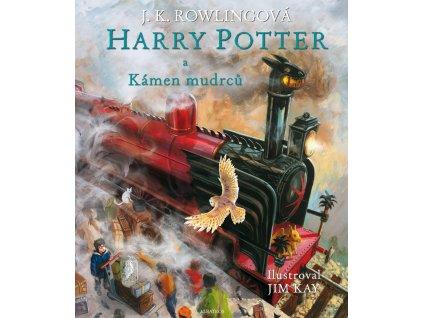 Harry Potter a Kámen mudrců, J. K. Rowling, zlatavelryba.cz, 1