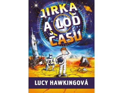 JIRKA A LOĎ ČASU, LUCY HAWKING, zlatavelryba.cz (1)