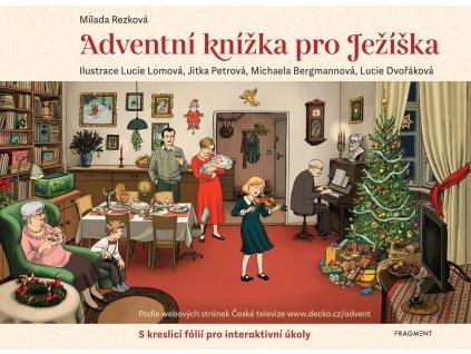 ADVENTNÍ KNÍŽKA PRO JEŽÍŠKA, MILADA REZKOVÁ, zlatavelryba.cz (1)