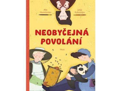 NEOBYČEJNÁ POVOLÁNÍ, HUTNIČENKO ALLA, zlatavelryba.cz