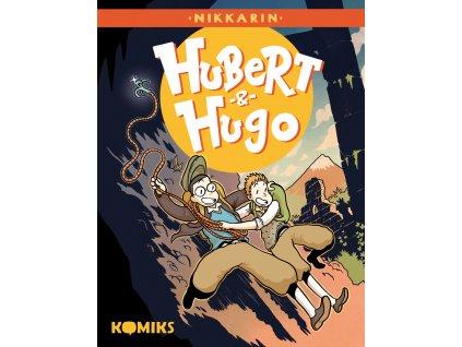 HUBERT & HUGO, NIKKARIN, zlatavelryba.cz