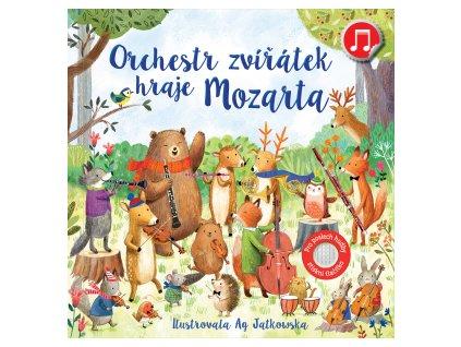 ORCHESTR ZVÍŘÁTEK HRAJE MOZARTA, SAM TAPLIN, zlatavelryba.cz