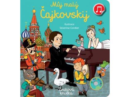 MŮJ MALÝ ČAJKOVSKIJ, EMILIE COLLET, zlatavelryba.cz