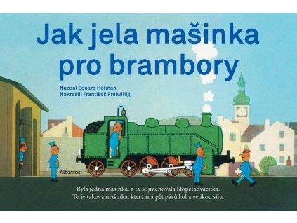 JAK JELA MAŠINKA PRO BRAMBORY, EDUARD HOFMANN, zlatavelryba.cz (1)