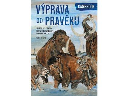 VÝPRAVA DO PRAVĚKU, LIBOR KVAPIL, zlatavelryba.cz (1)