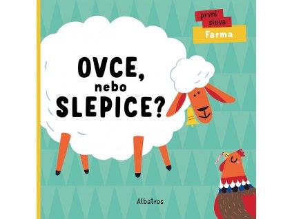 OVCE, NEBO SLEPICE, LENKA CHYTILOVÁ, zlatavelryba.cz (1)