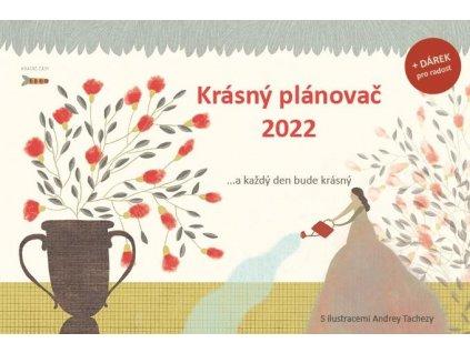 KRÁSNÝ PLÁNOVAČ 2022, PAVLA KÖPPLOVÁ, zlatavelryba.cz